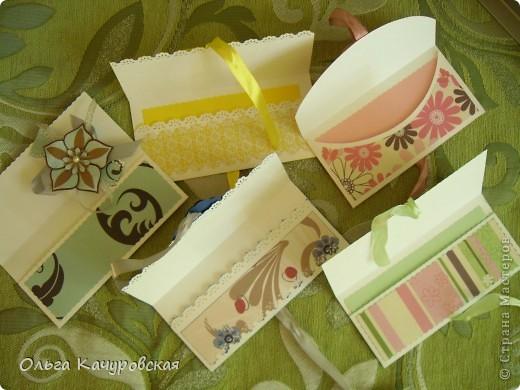 Подарочные конверты своими руками мастер класс 121